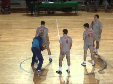 Drills with balls to improve coordination by Branislav Pokrajac