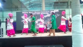 PUNJABI BHANGRA GROUP MOHALI +91-76960-22223 NITTA NO 1 DJ IN CHANDIGARH ! PANCHKULA ! INDIA