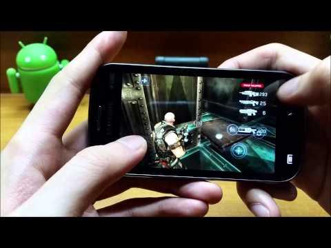 Samsung Galaxy S Duos 2   Game Test ทดสอบเล่นเกมส์บน ซัมซุงแกแล็คซี่ เอส ดูออสสอง