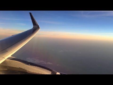 Delta Airlines A321 Economy Comfort Plus Full Flight Orlando to Atlanta
