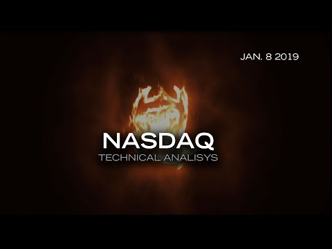 Nasdaq Technical Analysis (NQ) : Count Structure cuz Structure Counts…  [01.08.2019]