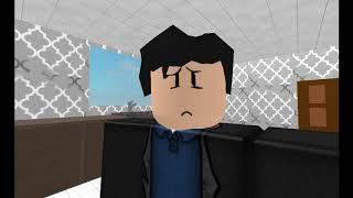Roblox animatic Michael in the bathroom