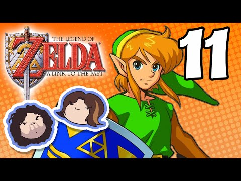 Zelda A Link to the Past: Come Get Some! - PART 11 - Game Grumps