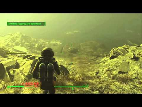 Fallout 4 : Floating Power Armor