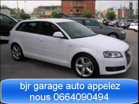 audi a3 maroc prix youtube. Black Bedroom Furniture Sets. Home Design Ideas