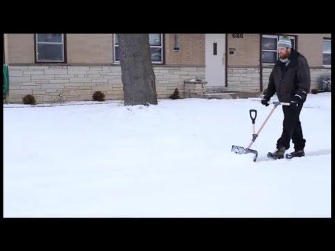 The Shplow (shovel/plow) Original Video