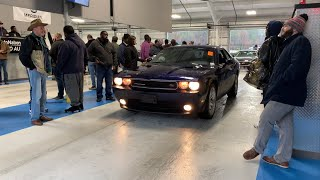INSANE DEALS AT THIS DEALER ONLY AUTO AUCTION! CHEAP AUCTION PRICES 1-18-20