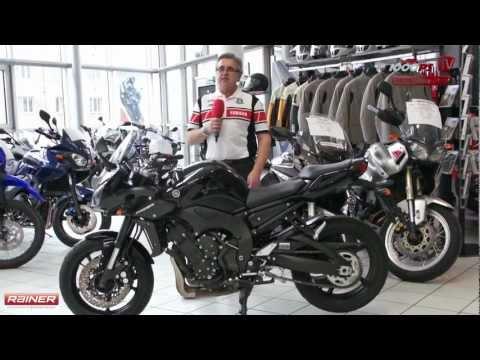 Yamaha FZ1S Fazer Gebrauchtmotorrad Beratung Rainer