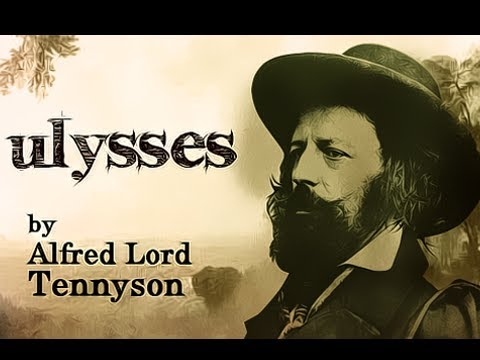 tennyson poem ulysses 635 ulysses alfred, lord tennyson 1909-14 english poetry iii: from tennyson to whitman the harvard classics.