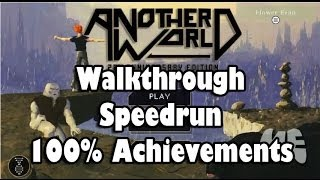 Another World 20th Anniversary 100% Achievements