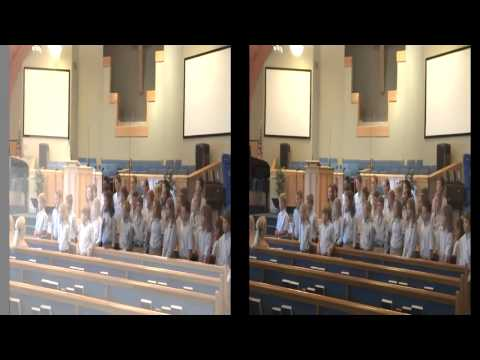 Ambleside School of Colorado   3rd 8th Grade Recitation, 092612