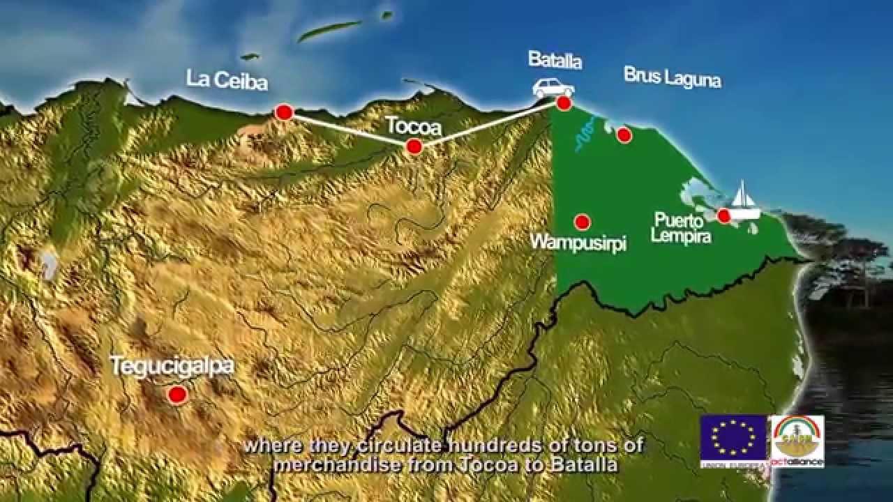 Video: La Mosquitia