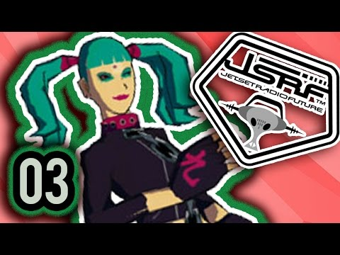 99th Street Waifu | Jet Set Radio Future 3