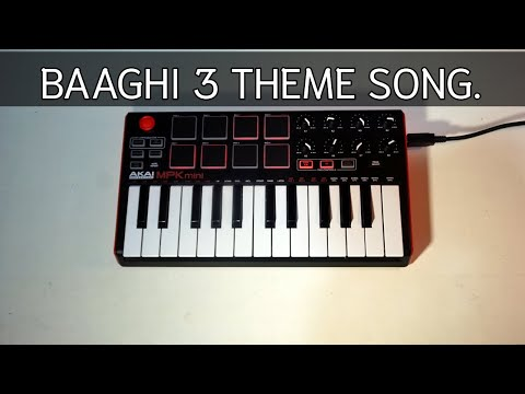 Baaghi 3 Get Ready To Fight  Theme Cover  Bhaagi 3 Trailer Bgm Daniel Victor