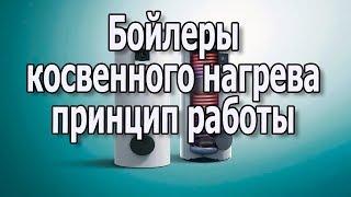 Бойлеры косвенного нагрева Теплообменники Принцип работы(, 2017-02-06T08:00:03.000Z)