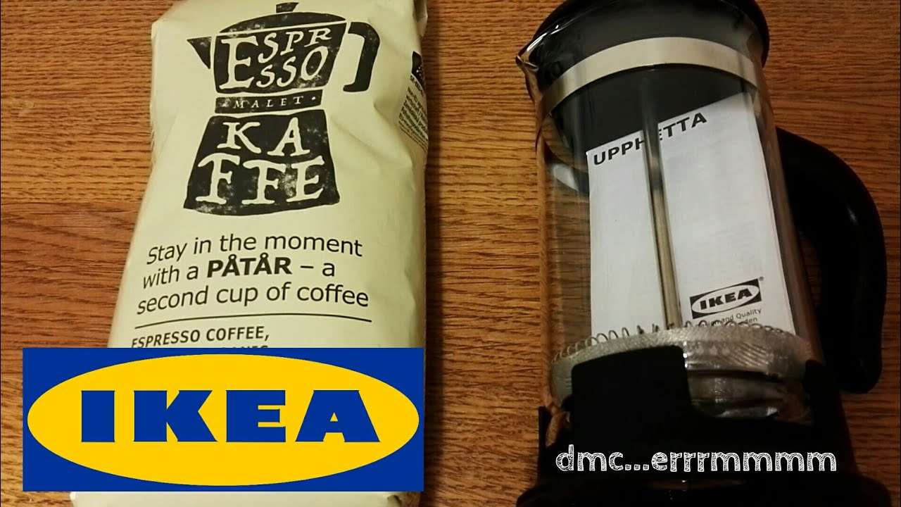 Trip To Ikea Coffee Items Review