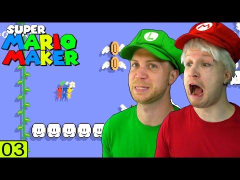 Bros Play Super Mario Maker ✪ FLAPPY...