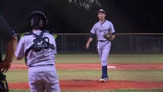 Jack Szachacz Baseball - Pitching Inning #2, 2.23.18