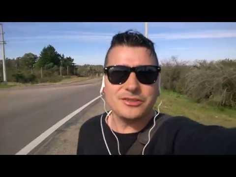 experimento llendo a dedo a la localidad de capurro en departamento san jose uruguay