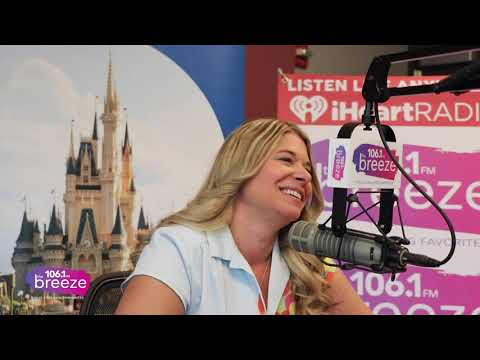 Valerie Knight - WATCH: Val Chats With Disney Destinations Specialist Jill Kuritz!