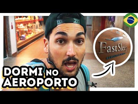 TEM UM HOTEL DENTRO DO AEROPORTO DE GUARULHOS SÃO PAULO?  SP - Estevam Pelo Mundo