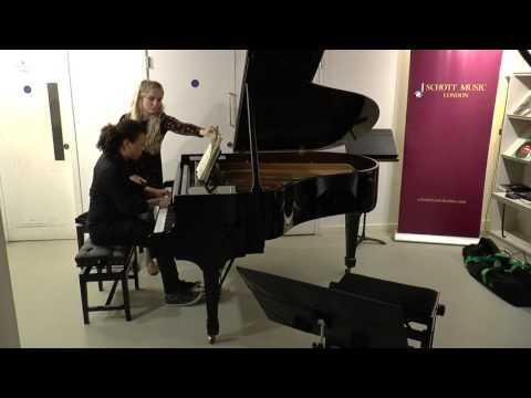 """Beethoven Piano Sonata No.21 in C major, Op.53 """"Waldstein"""" - Jamie Ewing"""
