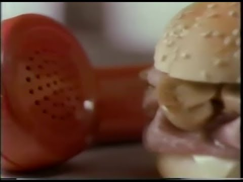 1989  Rax Roast Beef  You Know What I Like Commercial