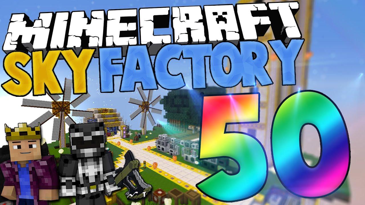 minecraft sky factory download