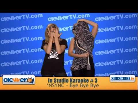 In Studio Karaoke #3 - *NSYNC 'Bye Bye Bye'