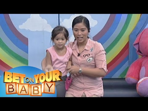 Bet On Your Baby: Baby Dome Challenge With Mommy Ana And Baby Dylan