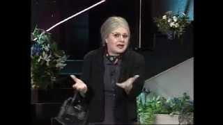 חנה לסלאו - סבתא זפטה בקדם אירוויזיון 1992