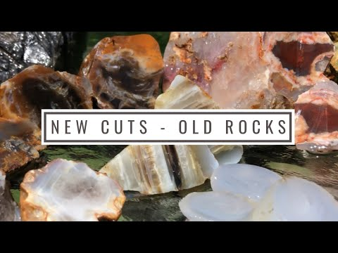 Lets Cut Some Rocks - A Year Of Rockhounding