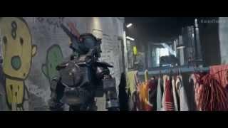 Робот по имени Чаппи 2015 - Официальный трейлер на русском HD 720p