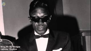 Lightnin' Hopkins - Bring Me My Shotgun (HQ Audio)