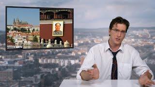Praha versus Čína ➠ Zpravodajství Cynické svině