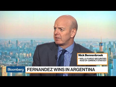 Argentina Will Probably Default in Early 2020, Wells Fargo's Bennenbroek Says