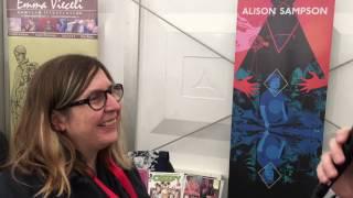 Thought Bubble 2016: Alison Sampson
