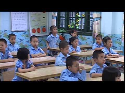 Tiếng Việt 1 - CGD, Mẫu 1 - Tách lời ra từng tiếng, (file 1)