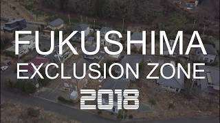 "Fukushima Exclusion Zone 2018 ""Trailer"" Urbex, Lost Place"