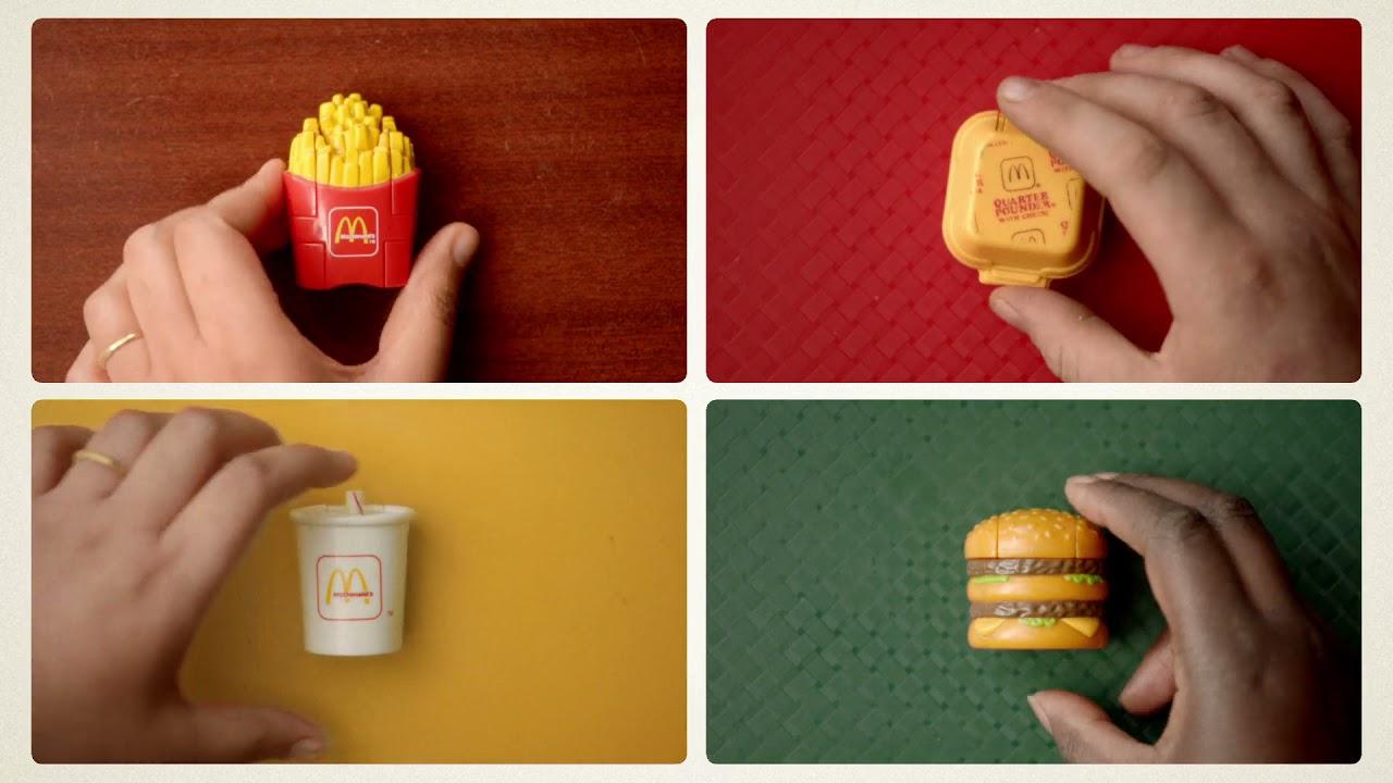 Change a little, change a lot | McDonald's UK