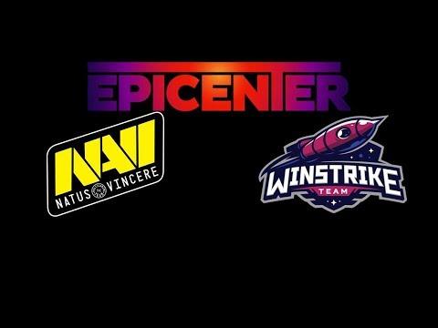 Navi Vs Winstrike Team EPICENTER Major 2019 Highlights Dota 2
