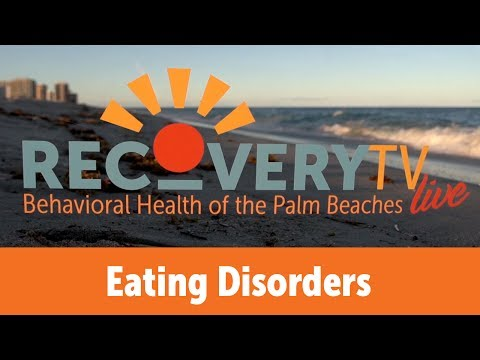 Recovery TV Live - Eating Disorders
