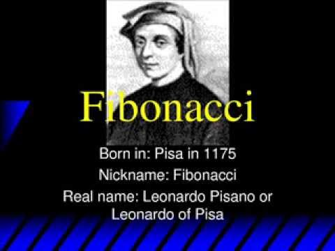 a biography of leonardo da pisa commonly known as fibonacci