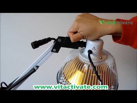 How To Assemble TDP Lamp Mineral