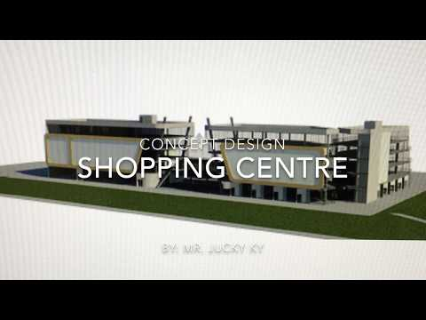 Concept Design Shipping Centre