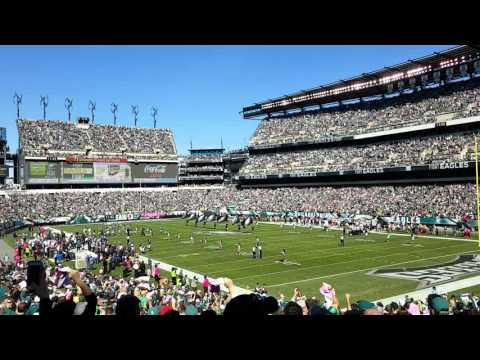 Fly Eagles Fly at The Linc