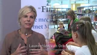 Uitnodiging Voorleesactie Dag van de Duurzaamheid 2014 - mmv Prinses Laurentien