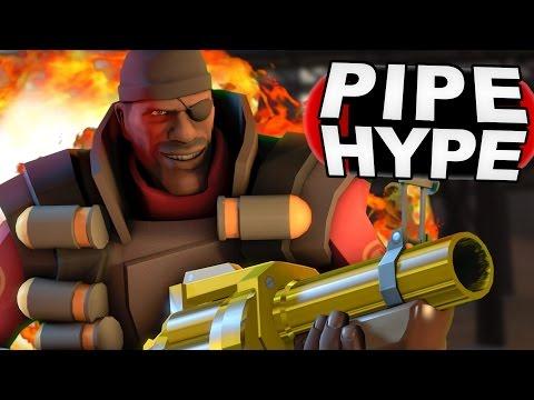 TF2: Pipe HYPE [Demoman Frag Movie]