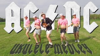 An instrumental medley of some of AC/DC's biggest hits performed on...
