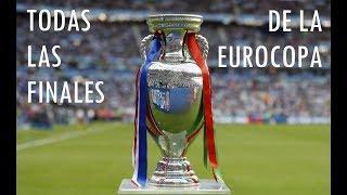 Todas las Finales de la Eurocopa (1960-2016)